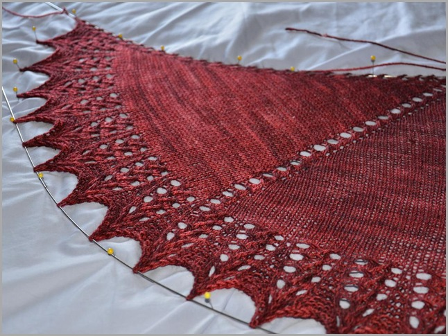 Erato wing blocking