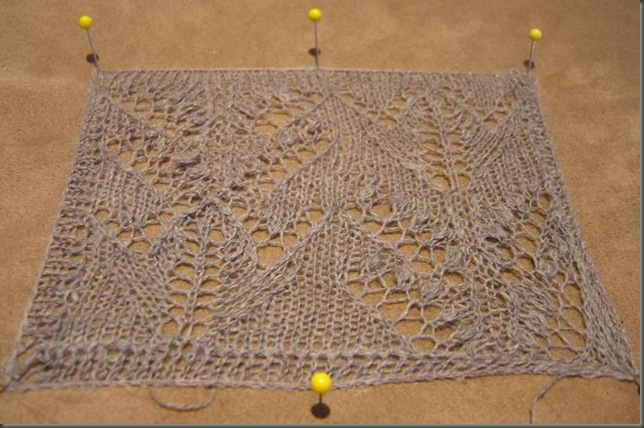 Lily of the valley swatch