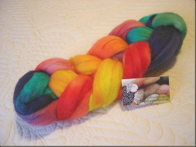 Sheepish Creations BFL
