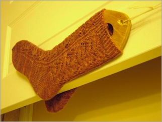 blocking socks 1