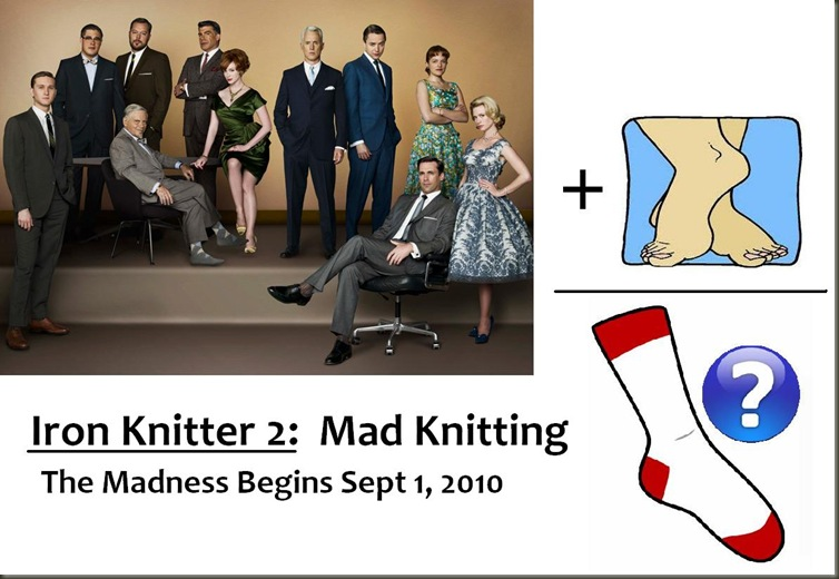 mad knitting