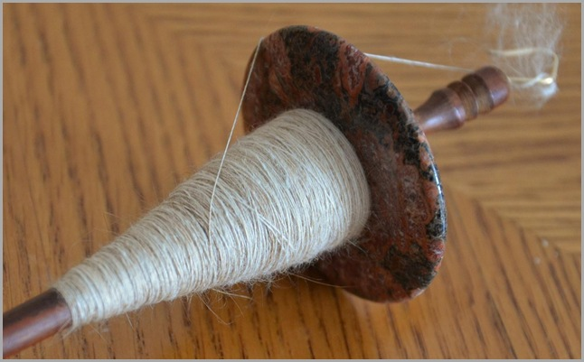 satin angora spindle