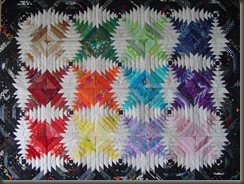 stacey's Pineapple Quilt