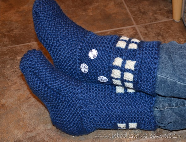 side view slippers
